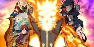 Naruto Senki Mod Ultimate Ninja Storm 4 v2.0 Apk