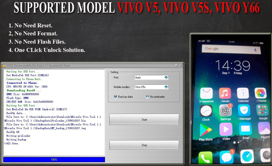 Vivo Tools Download