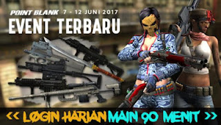 Event PB Garena Terbaru - Raid Boss Event