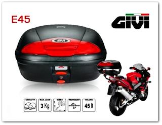 Box GIVI E45=Rp 1.000.000,-