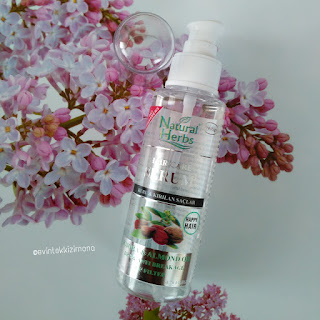 NATURAL HERBS HAİR CARE SERUM & ALMOND OIL