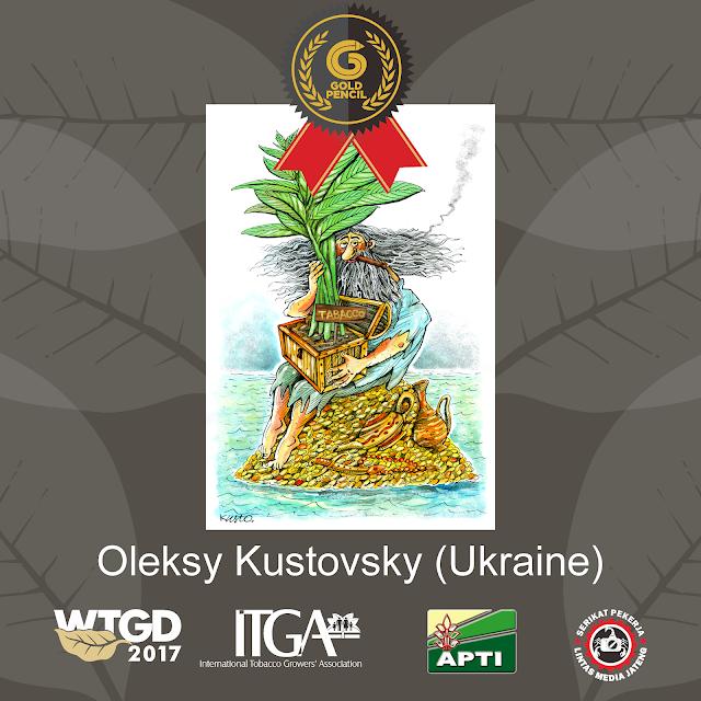UKRAINE_Oleksy Kustovsky