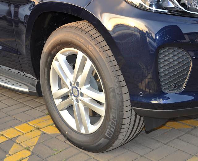 Mâm xe Mercedes GLS 350 d 4MATIC 19-inch 5 chấu kép mạnh mẽ