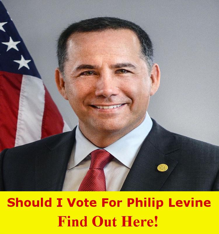 should I vote for Philip Levine