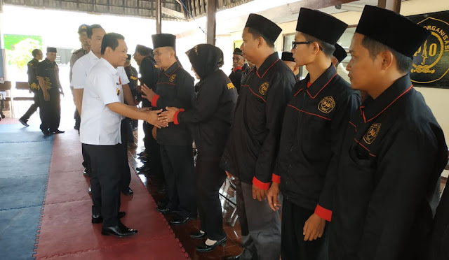 Pelantikan Pengurus PO Lumajang 2018-2022