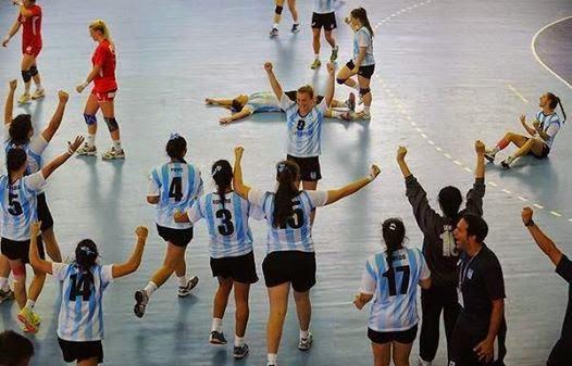 Argentina selección juvenil femenina | Mundo Handball