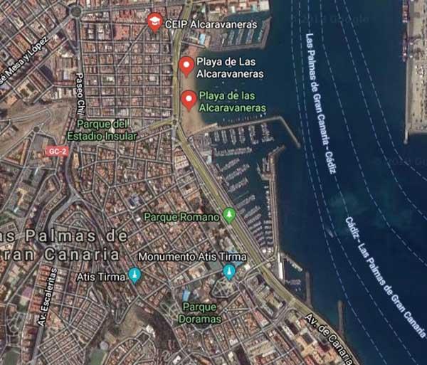 Detenida una madre por abandono de su hijo de 9 años, Las Palmas de Gran Canaria