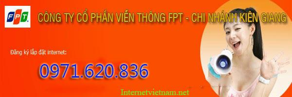 Lắp Đặt Internet FPT Hà Tiên