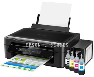 Epson EcoTank L365 Driver Download
