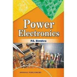 [PDF] Download Power Electronics By P S Bimbhra