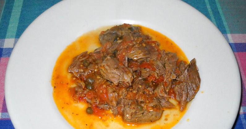 Carne alla pizzaiola cucinare bene ricette di cucina for Cucinare carne