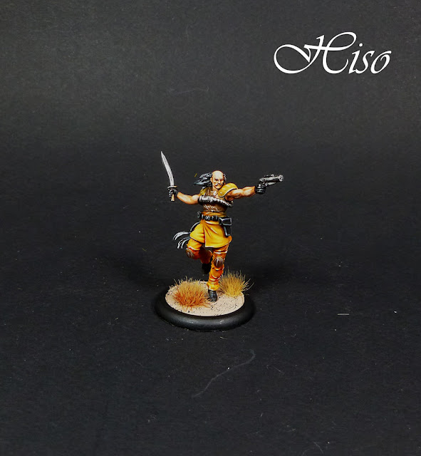 Malifaux - The Outcast - Crew Von Schill