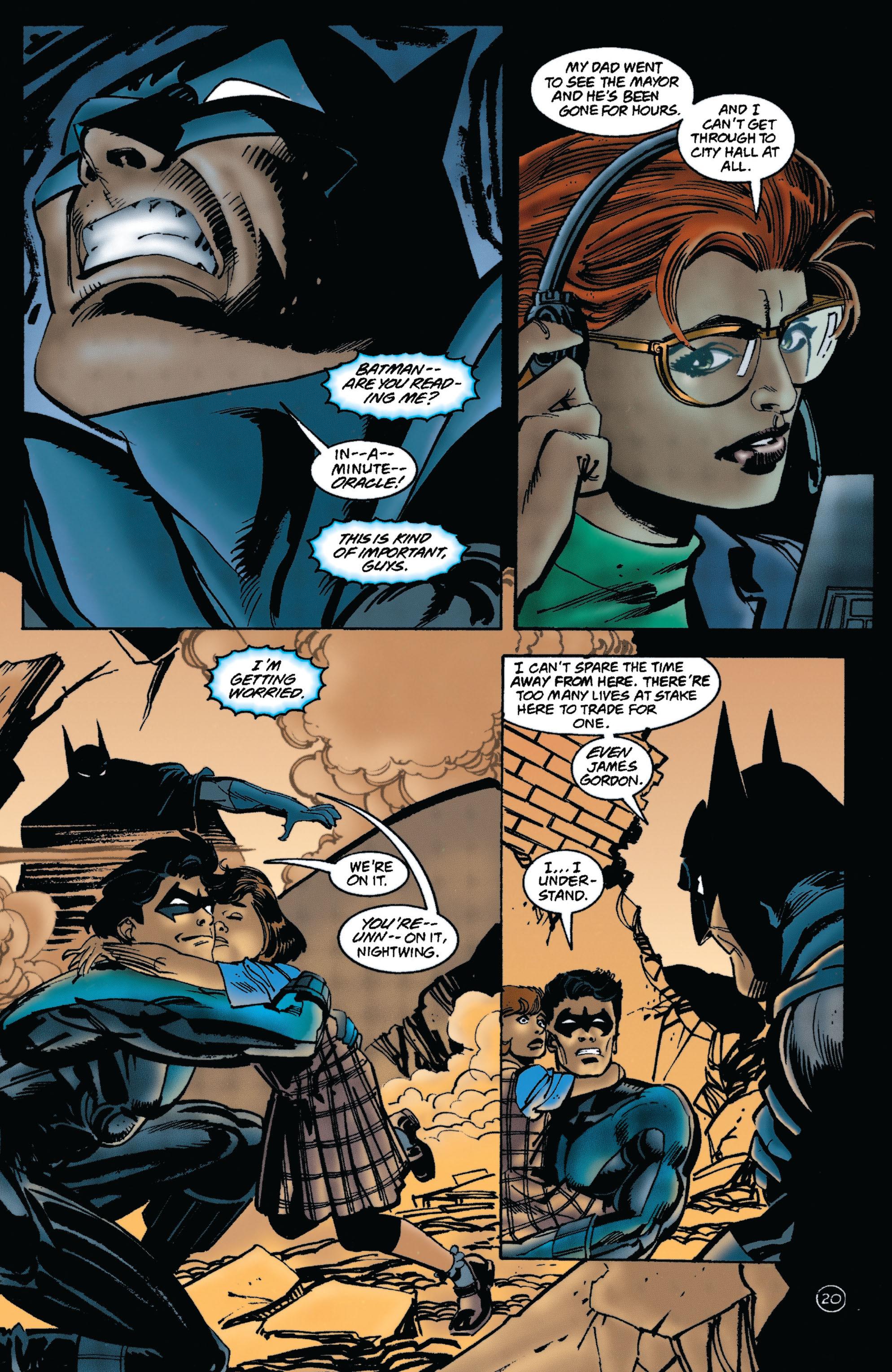 Detective Comics (1937) 721 Page 19