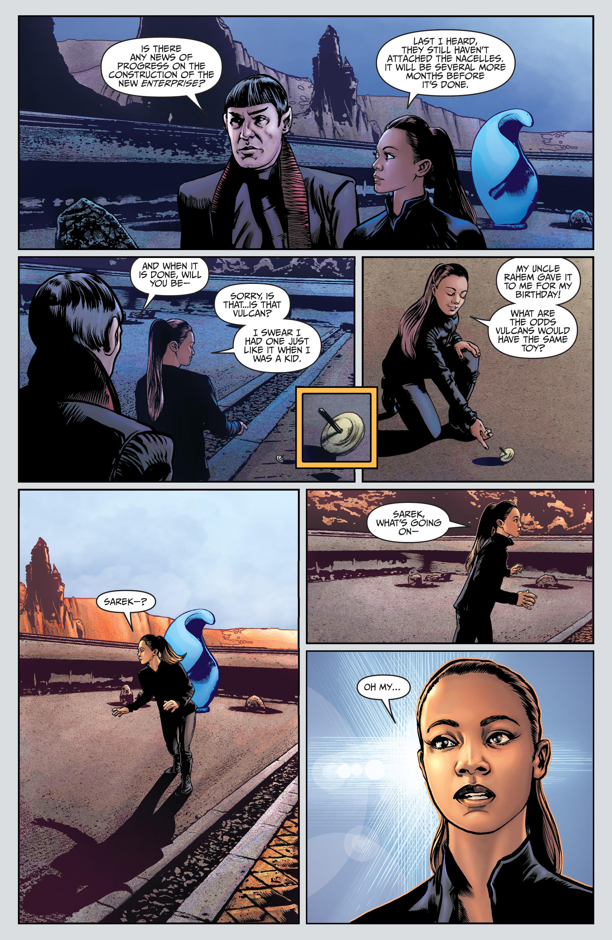 Read online Star Trek: Boldly Go comic -  Issue #9 - 8