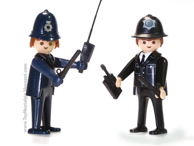 Playmobil Playpeople Bobby policeman 9237