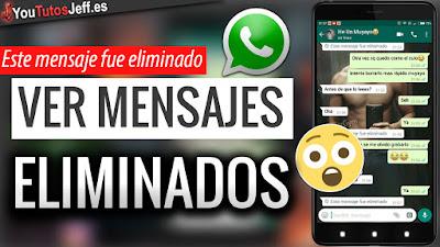mensajes eliminados de whatsapp, whatsapp