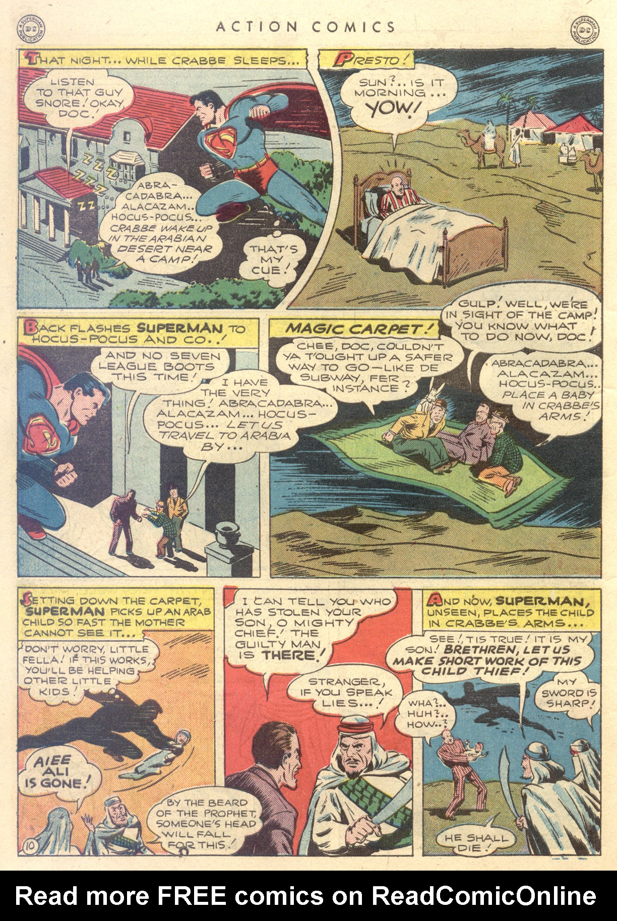Read online Action Comics (1938) comic -  Issue #88 - 12