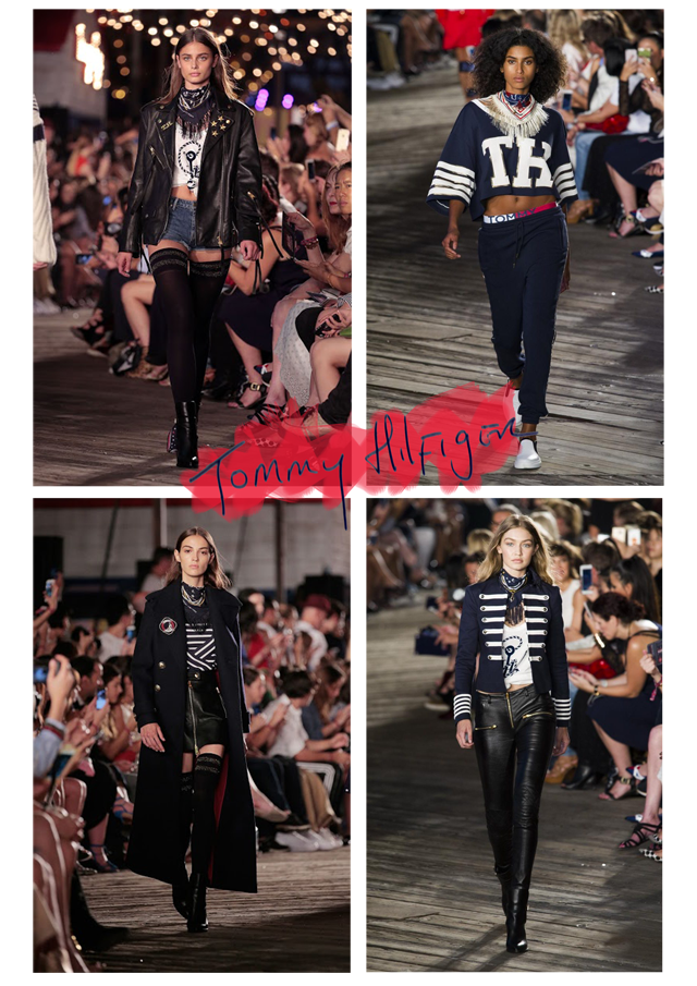 tommy hilfiger gigi hadid collaboration