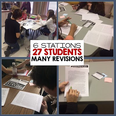 Learning stations slow students down and make for far more effective revision