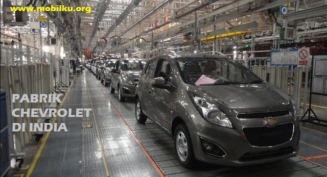 pabrik, chevrolet, general motors, india, bangkrut, tutup, pindah, afrika