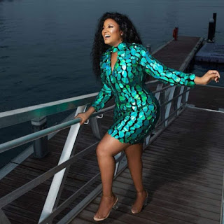 Omotola Jolade Announces She Is Back To Music