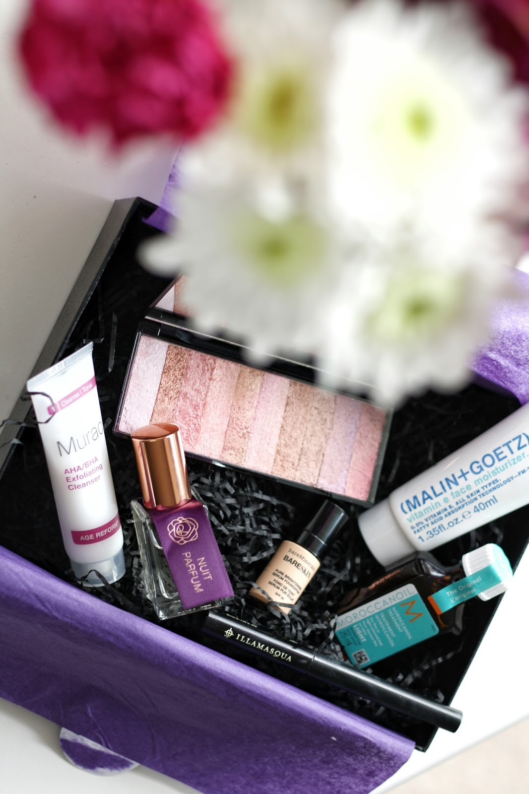 Latest in Beauty Glamour Spring Edit box