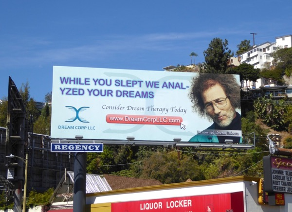 Dream Corp LLC series launch billboard