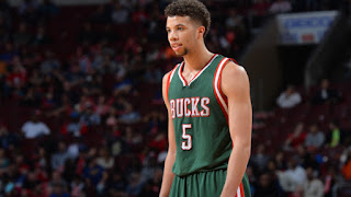 MILWAUKEE BUCKS' MICHAEL CARTER-WILLIAMS HEADLINES NBA 3X PHILIPPINES