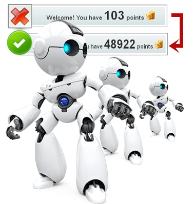 Add Me point Bot