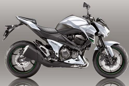 Spesifikasi dan Harga Kawasaki Z800 Terbaru