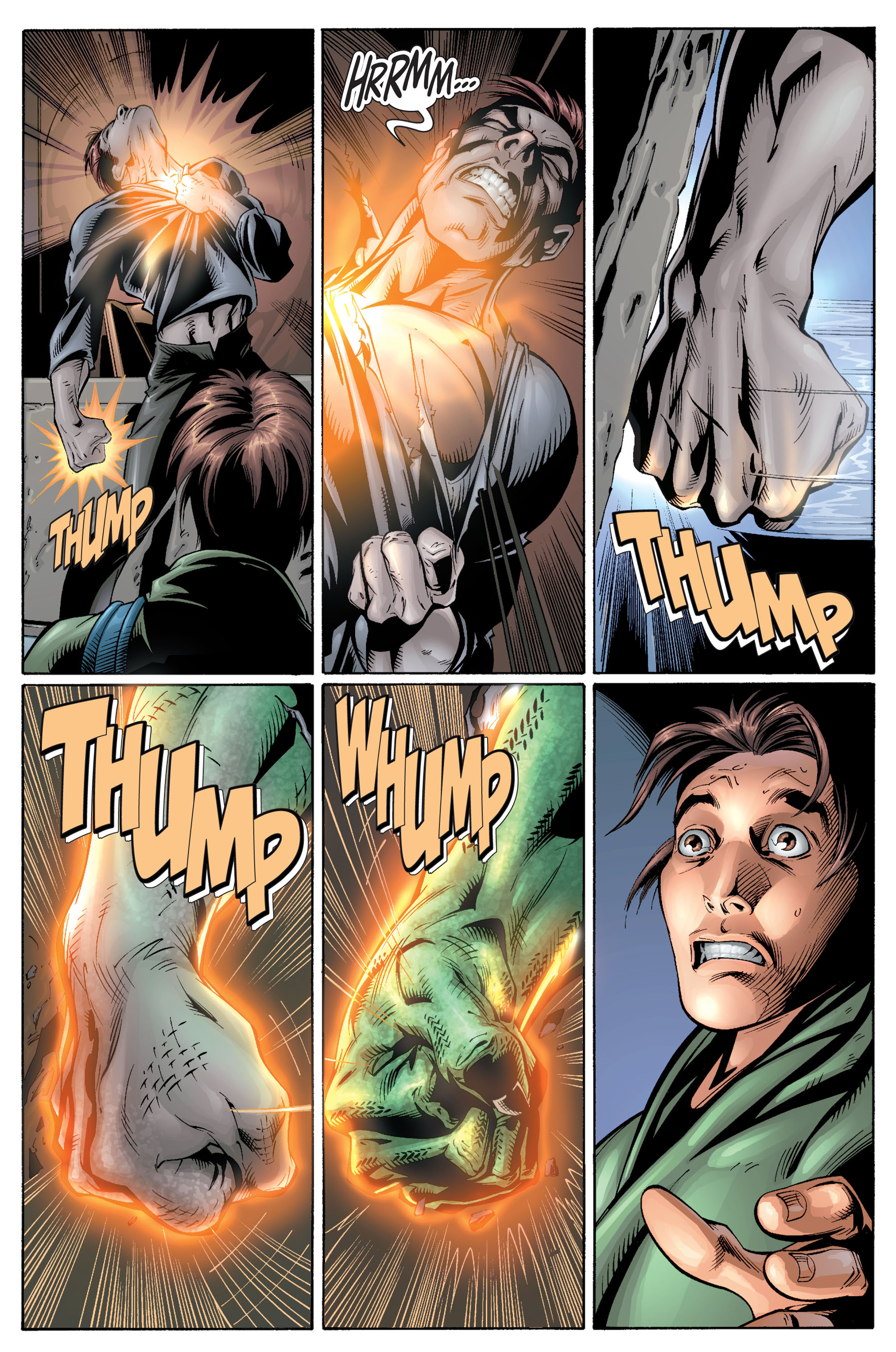 Read online Ultimate Spider-Man (2000) comic -  Issue #22 - 37