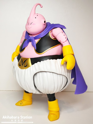S.H.Figuarts Majin Buu de Dragon Ball Z - Tamashii Nations