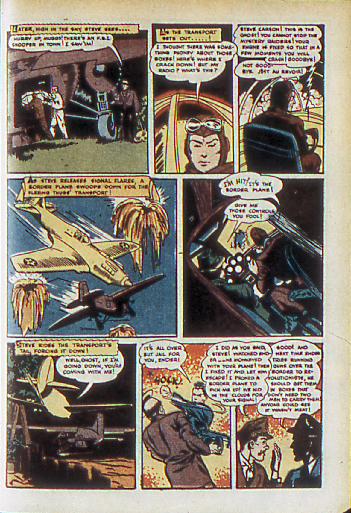 Read online Adventure Comics (1938) comic -  Issue #61 - 24