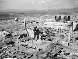 instalações obtençao uranio 235