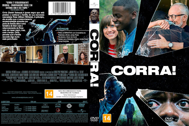 Capa DVD Corra! [Exclusiva]