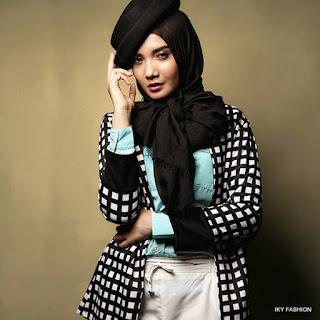 gaya casual para hijabers sekarang kekinian