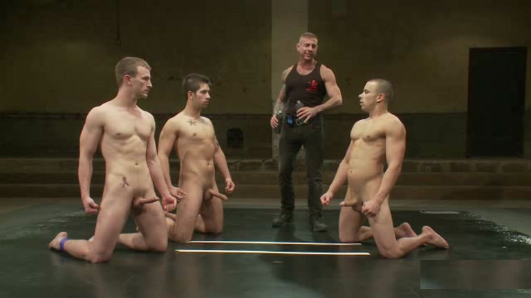 Wrestling Naked Is It Male Bonding, Homoeroticism Cmnm -4392
