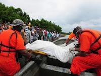 Cadáver de mujer iba con grupo en embarcación que zozobró por Samaná.