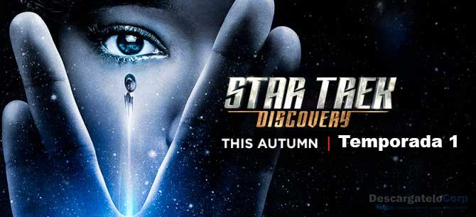 Star Trek Discovery Temporada 1 HD 720p Latino