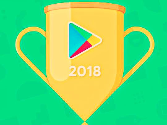 List of the best apps, movies, and games released by Google in 2018