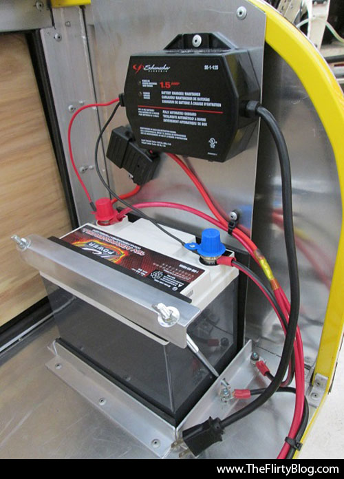 Napa Battery Charger Wiring Diagram