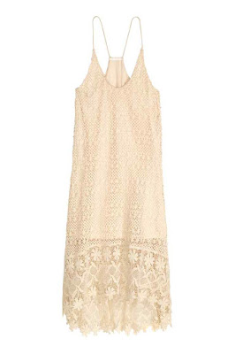 H and M Lace Dress