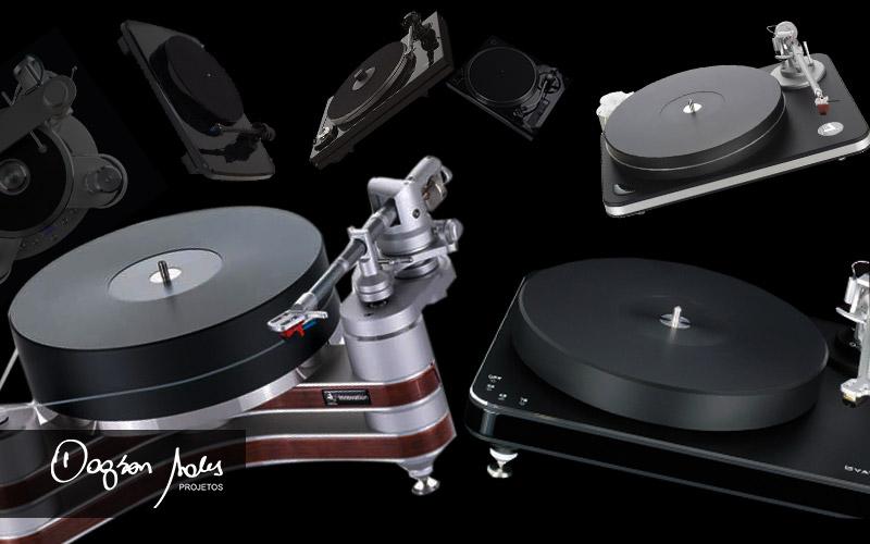 Dagson Sales explica como funcionam os toca discos de vinil | Dagson Sales Projetos