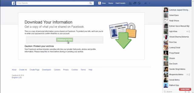 tricks to restore fb deleted messages