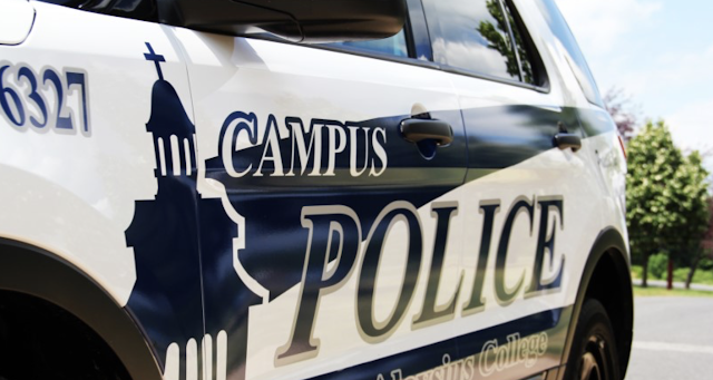 Campus police want students to report acts of 'bias'