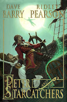 Peter and the Starcatchers by Barry and Pearson book cover and review
