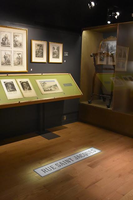 Paris en vitrine, musée Stewart
