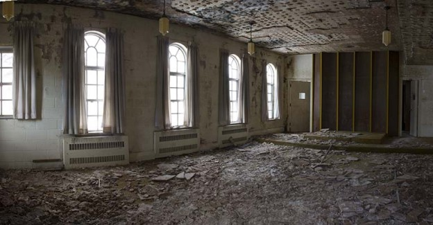 haunted asylums in america