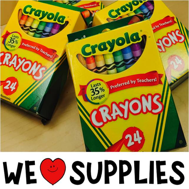 Crayon tips to help your classroom management with some classroom organization ideas! AND a freebie too! ♥ From Fer Smith of Fern Smith's Classroom Ideas, guest blogger for Jenny's Crayon Collection!