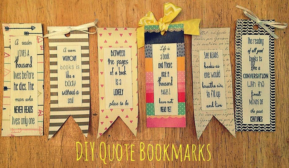 http://lizsbookbucketlist.blogspot.com/2014/08/diy-quote-bookmarks.html